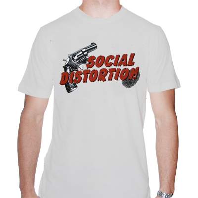 Social Distortion - Fingerprints | T-Shirt