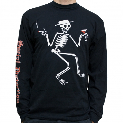 Social Distortion - Skelly Logo | Longsleeve