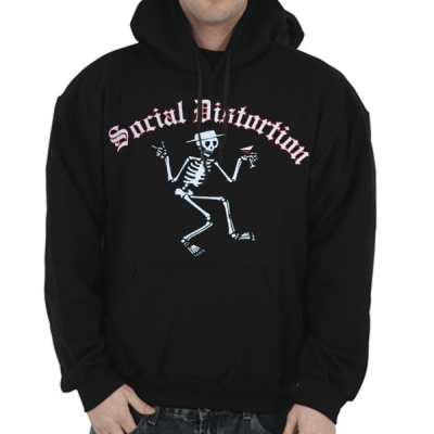 social-distortion - Skelly | Hoodie