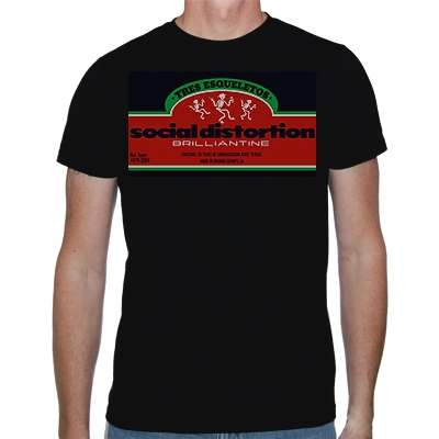 Social Distortion - Esqueletos | T-Shirt