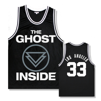 The Ghost Inside - Triangle | Basketball Jersey