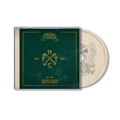 Frank Turner - England Keep My Bones | CD