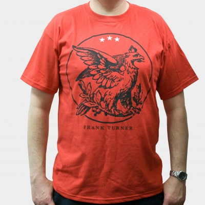 Frank Turner - Eagle | T-Shirt